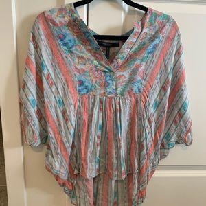 BCBG Colorful Shirt
